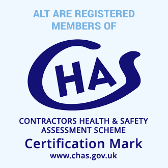 Air Leakage testing registered members of CHAS